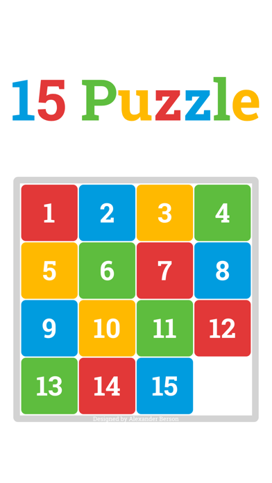 15 Puzzle for Kids*紹介画像1