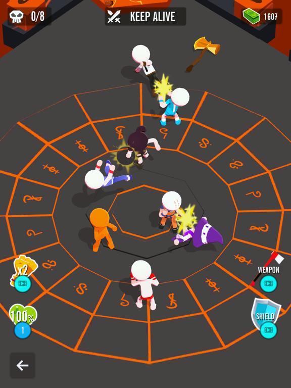 Stickman 3D - Street Gangster screenshot 12