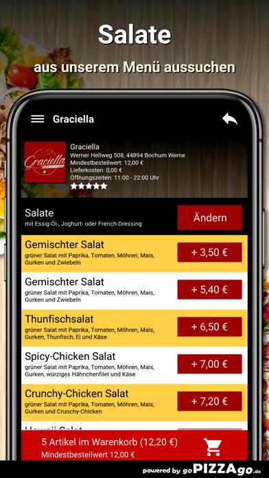 Graciella Bochum Werne screenshot 5
