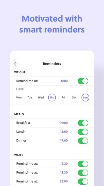 Lifie - Diet & Calorie Counter screenshot-5