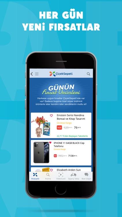 ÇiçekSepeti - Online Alışveriş screenshot-3