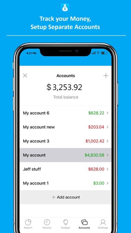 Spender - Money Management screenshot-6