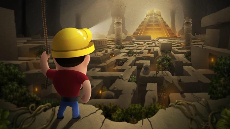 Diggy's Adventure: Maze Puzzle screenshot-4