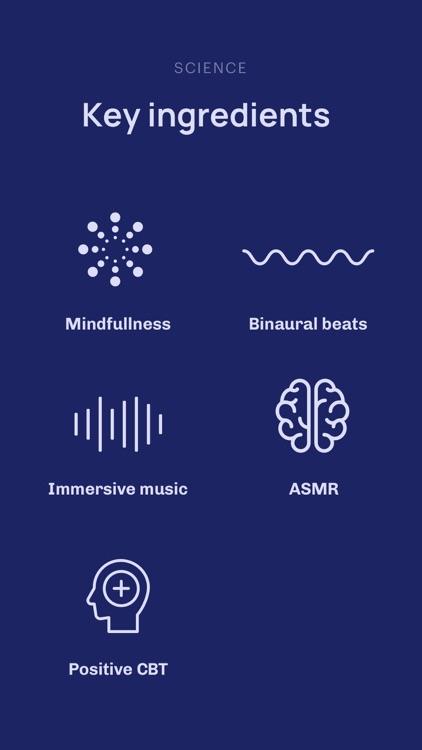 Calmind: Calm Anxiety & Stress screenshot-6