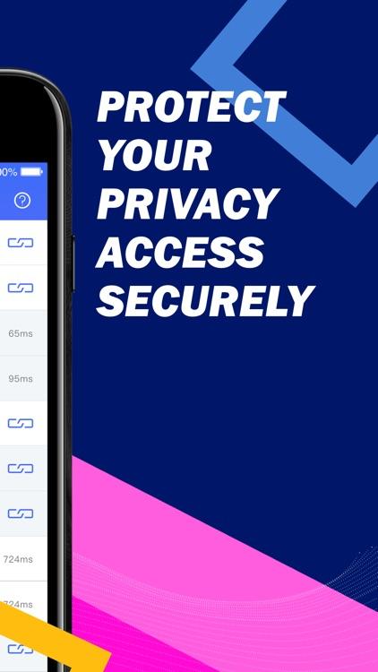 PlexVPN - Best Unlimited Proxy screenshot-3
