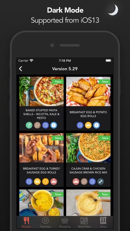 Fit Men Cook - Healthy Recipes screenshot-5