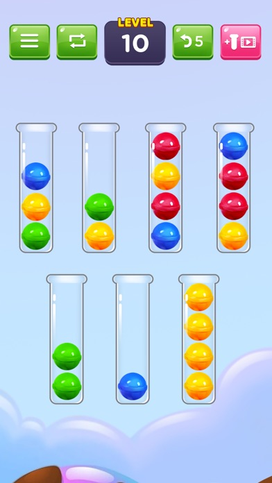Color Ball Puzzle - Ball Sort screenshot 4