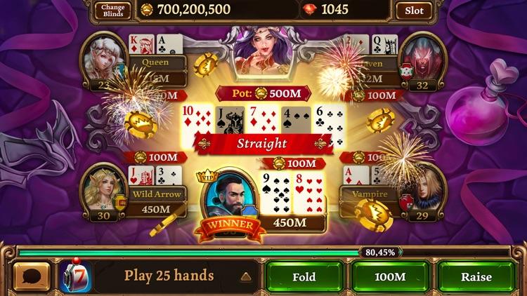 Texas Holdem - Scatter Poker screenshot-0