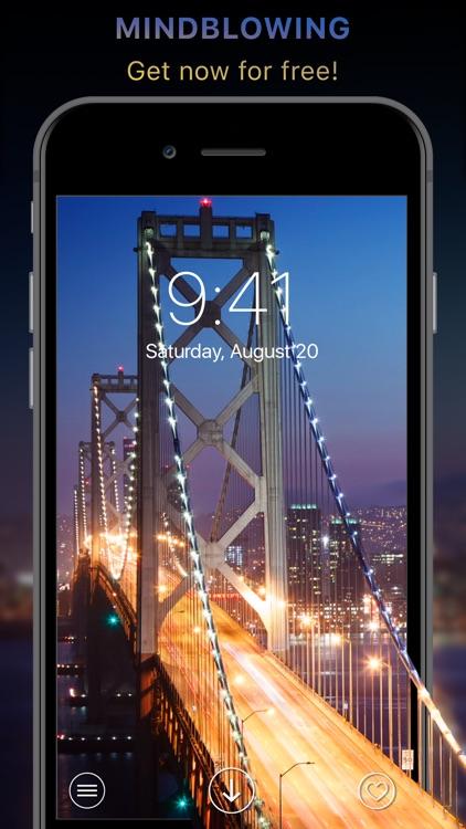 Everpix Cool Live Wallpaper 4K screenshot-8
