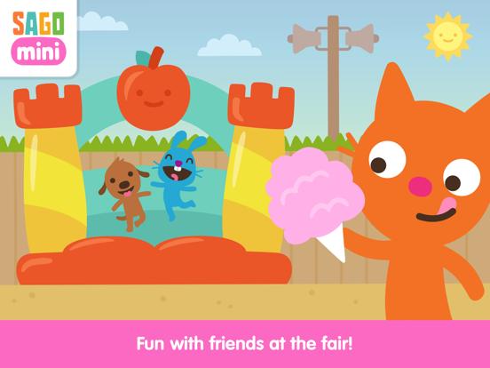 Sago Mini Fun Fair screenshot 8