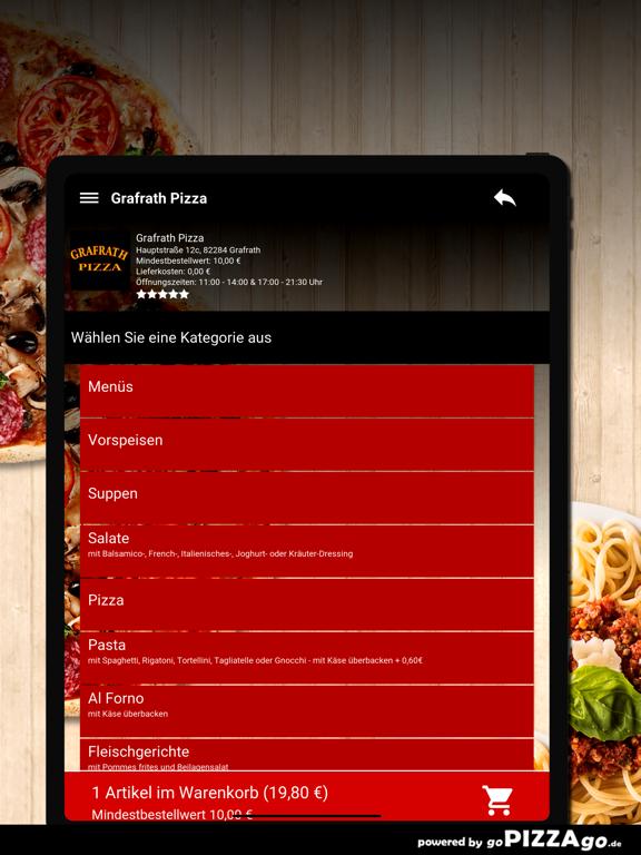 Grafrath Pizza Grafrath screenshot 8