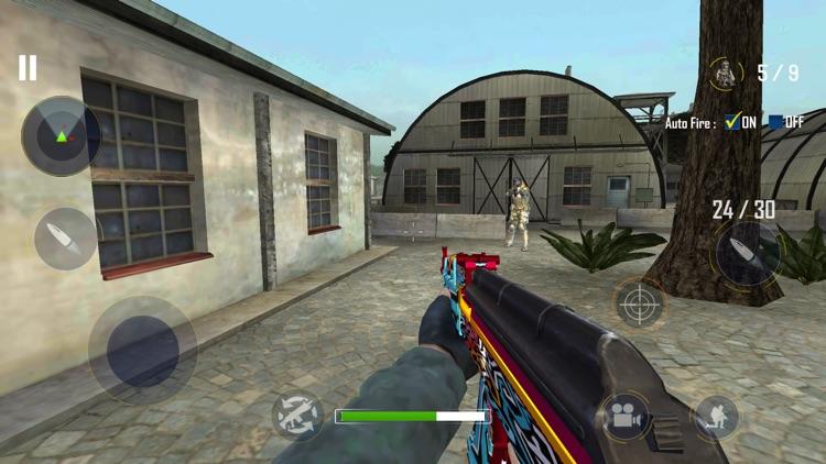 Survival Battle Fps Shooting screenshot-3