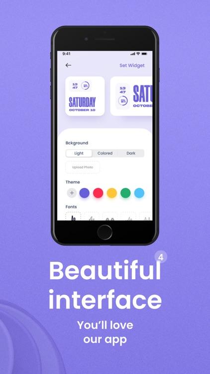 iWidgets: Icons & Themes screenshot-3