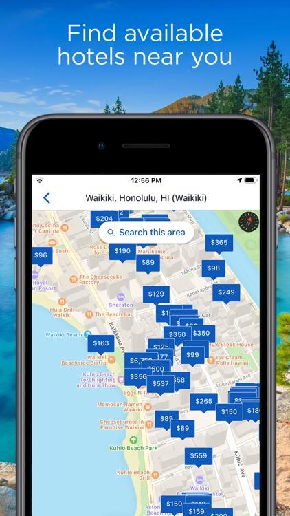 Travelocity Hotels & Flights screenshot-7