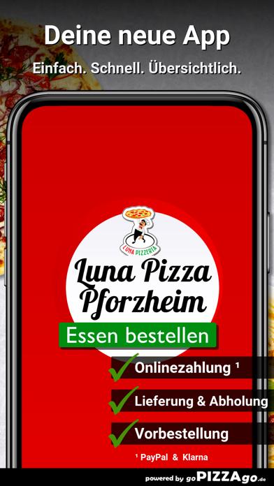 Luna Pizzeria Pforzheim screenshot 1