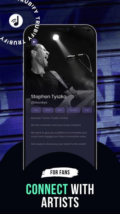 Trubify: Live Music Streaming