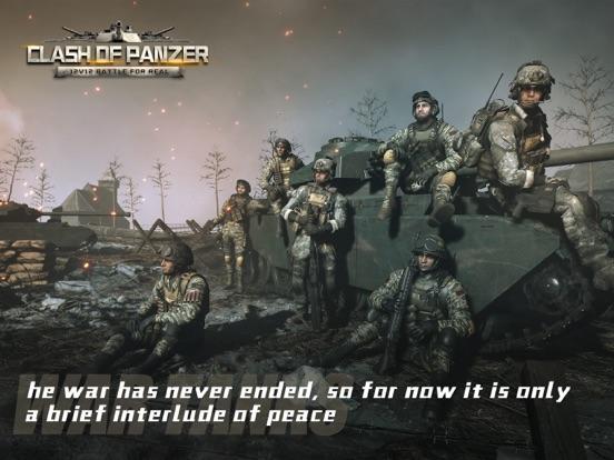 Clash of Panzerのおすすめ画像2
