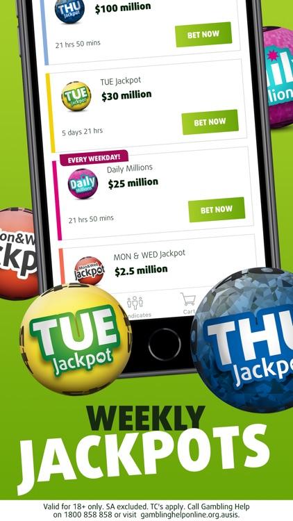 Lottoland: Jackpot Betting App screenshot-6