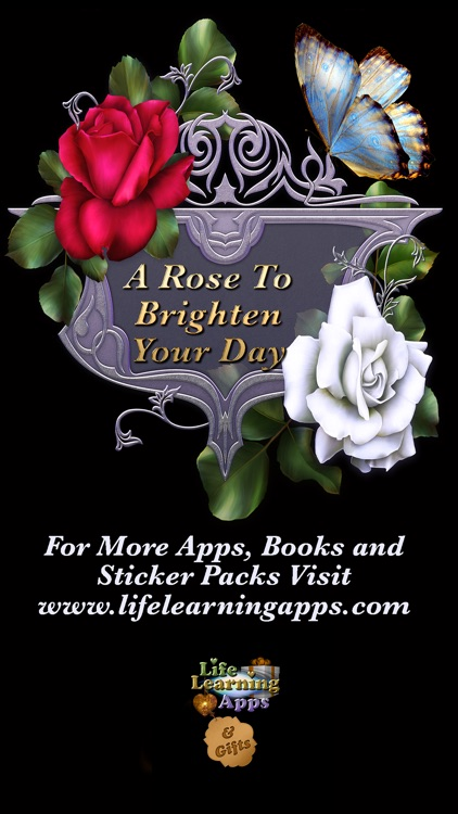 Roses For You Sticker Pack screenshot-4