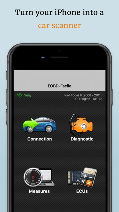 Tải về EOBD Facile - Car Diagnostic cho Pc