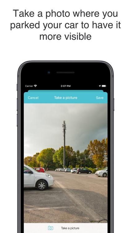 Find My Car - Parking Tracker screenshot-4