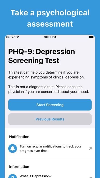 Depression Test   PHQ-9