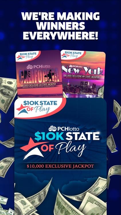 PCH Lotto - Real Cash Jackpots screenshot-5