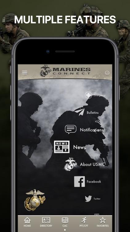 USMC Connect
