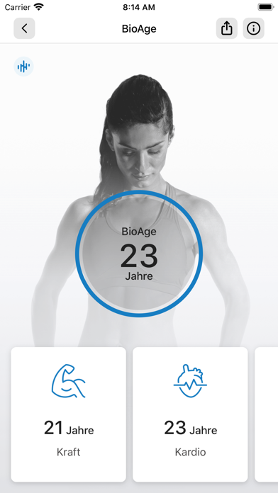 SC Egling Fitness AppScreenshot von 6