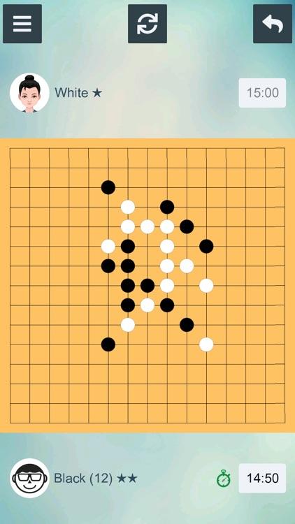 ™ Easy Gomoku