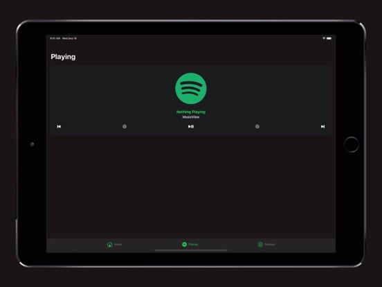 MusicView screenshot 4
