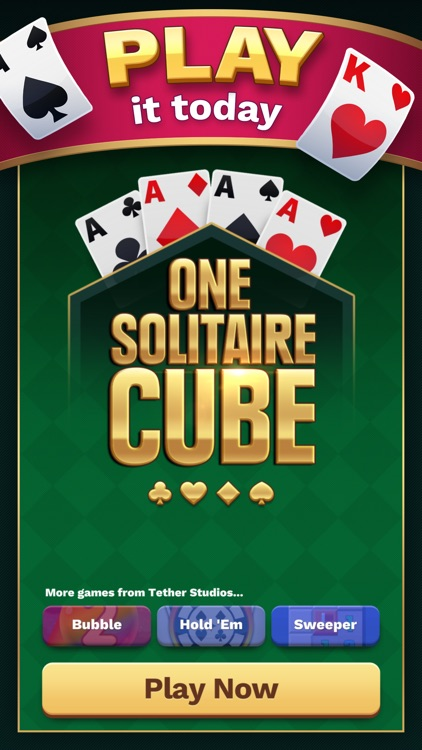 One Solitaire Cube screenshot-0