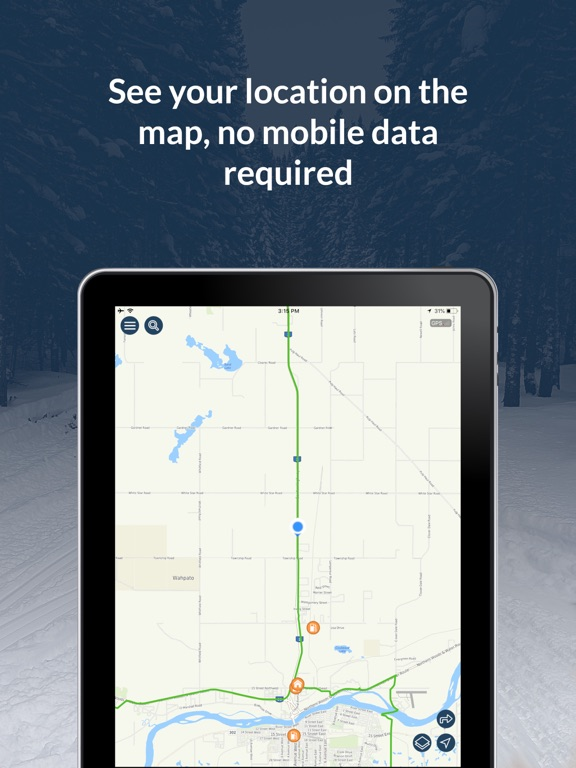 Sask Snowmobile Trails screenshot 7