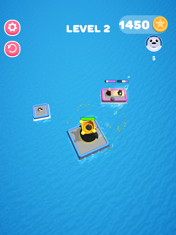 Penguin Panic! screenshot 6