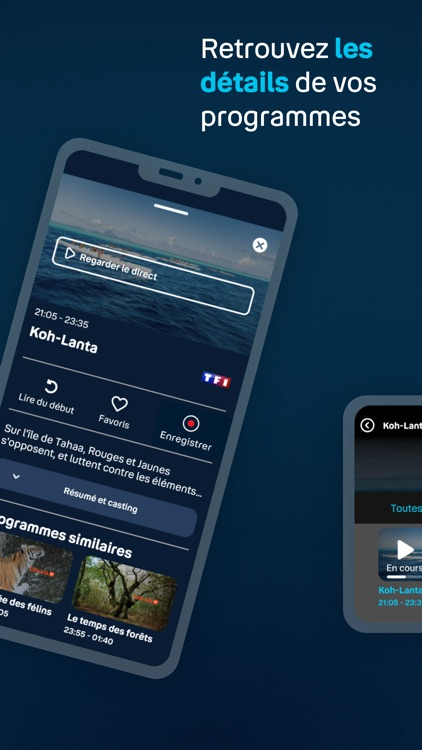 B.tv par Bouygues Telecom screenshot-3
