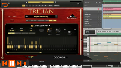Sampler Course for Trilian screenshot #4