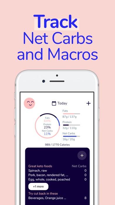 inKeto: Keto Tracker App screenshot two