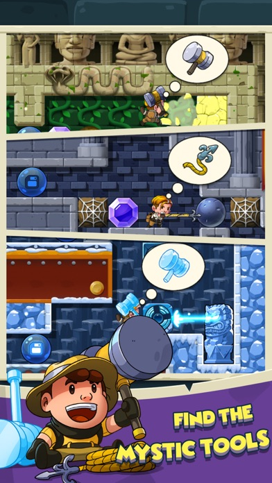 Diamond Quest: The Lost Temple screenshot 4
