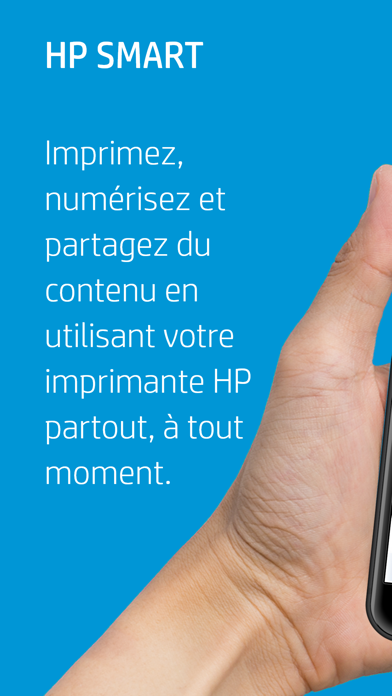 messages.download HP Smart software