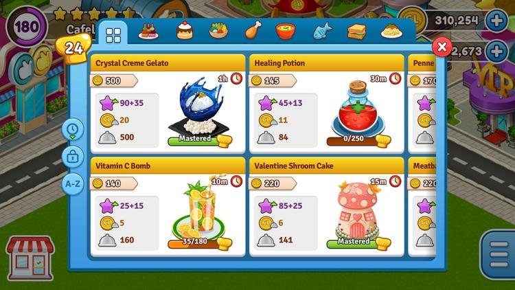 Cafeland - World Kitchen screenshot-3