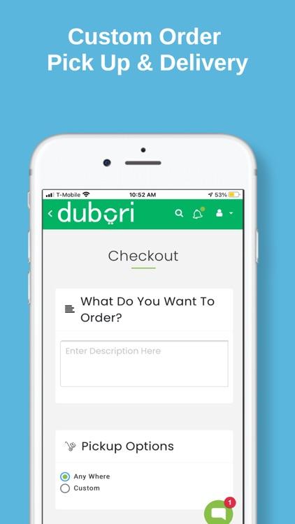 Dubori- Online Groceries screenshot-4