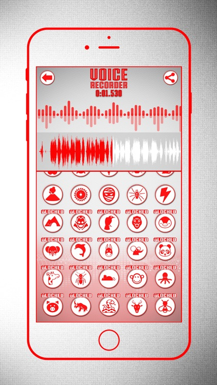 Voice Recorder & Modifier screenshot-6