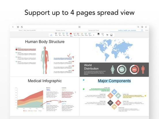 Flexcil 2 ノート&PDFリーダーのおすすめ画像8