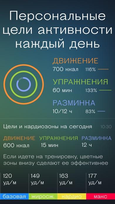 Скриншот №4 к Welltory Здоровье и пульс