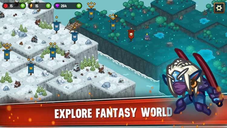 Tower Defense: Magic Quest screenshot-5