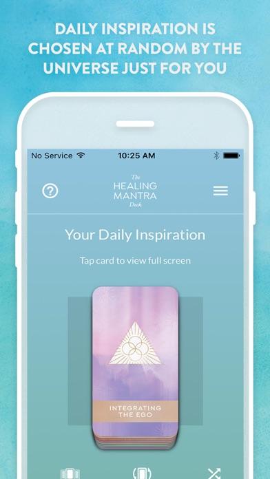 The Healing Mantra Deck screenshot 2