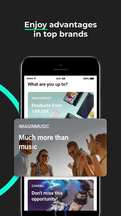 imagin: More than mobile bank