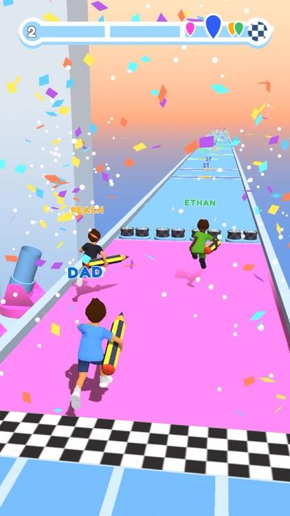 Doodle Run screenshot-4