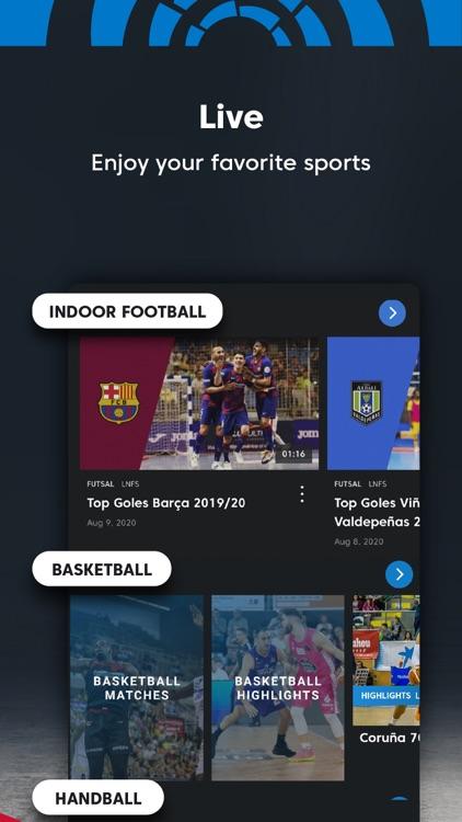 LaLiga Sports TV - Live Videos screenshot-3
