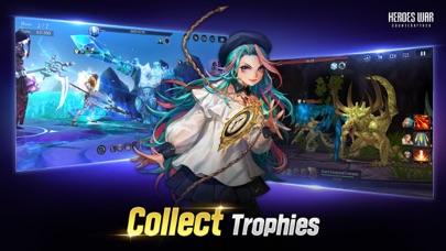 Heroes War: Counterattack screenshot 5